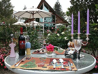 全得玫瑰庄园「花园party-欧式自助飨宴」浪漫与您有约